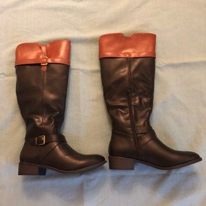 Rampage Riding Boots-New and Never Worn